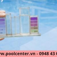 hóa chất làm trong nước hồ bơi