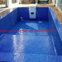 hiết kế sản xuất hồ bơi composite