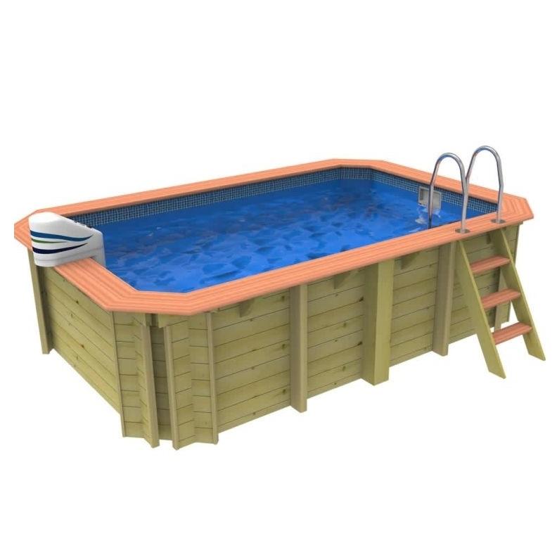 Xây dụng hồ bơi lắp sẵn FRP [20X10m]